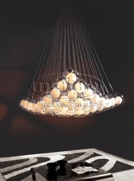 """Світильник підвісний """"L-012-24"""" (D60*H80cm, G4*24) Carlo De Santi  Золотоноша"""